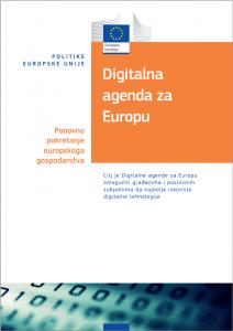 Digitalna agenda za Europu