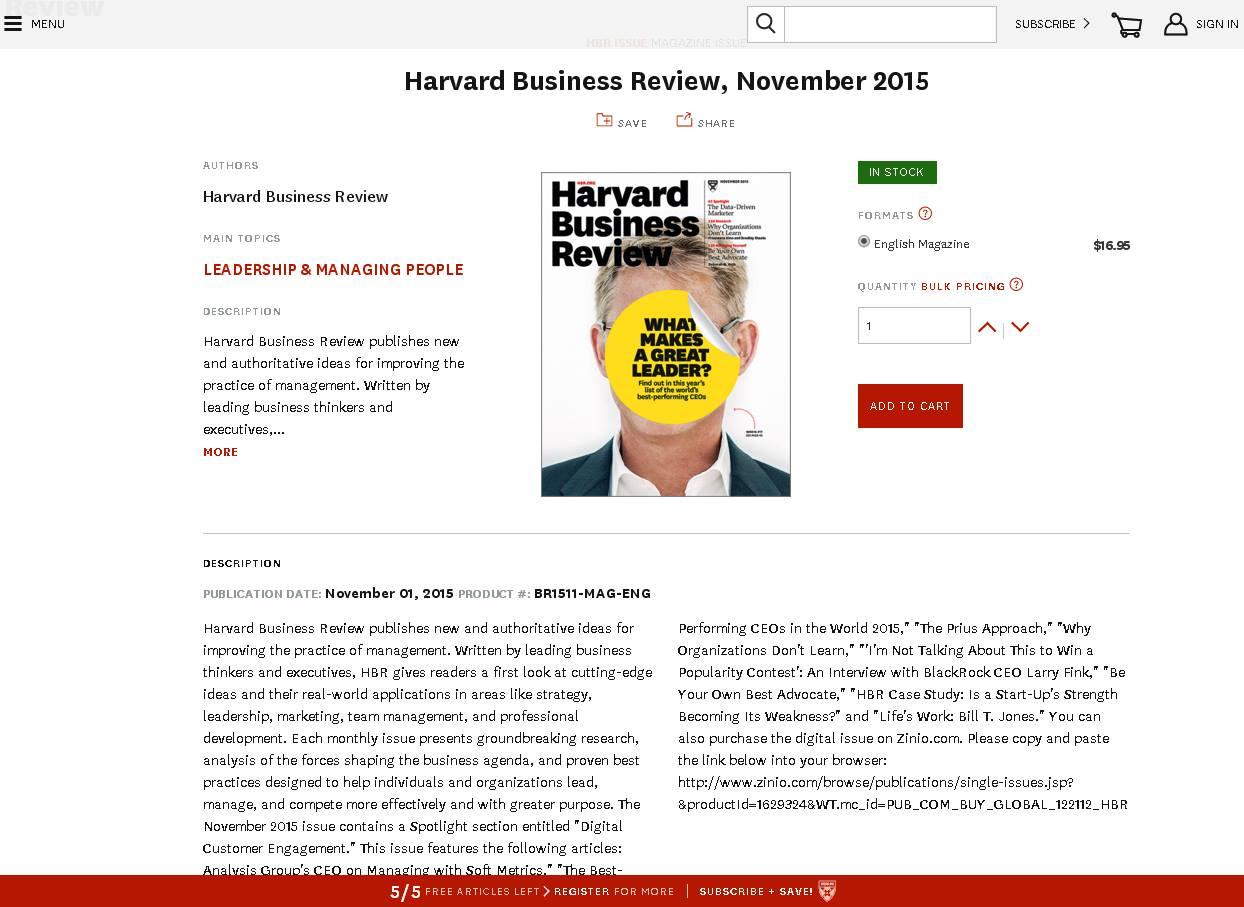 Harvard business review assholes consider