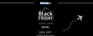 AIESEC Black Friday