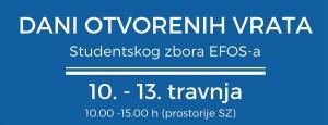 Dani otvorenih vrata SZ EFOS_Ft