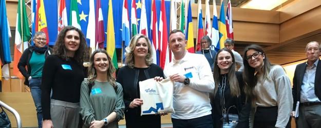 Posjeta Zvoko - Europski parlament